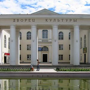 Дворцы и дома культуры Шумихи