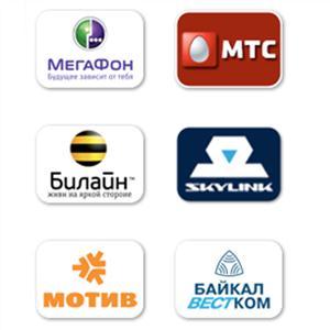 Операторы сотовой связи Шумихи