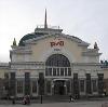 Железнодорожные вокзалы в Шумихе