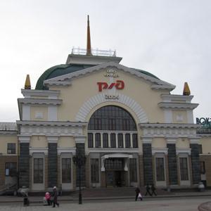 Железнодорожные вокзалы Шумихи